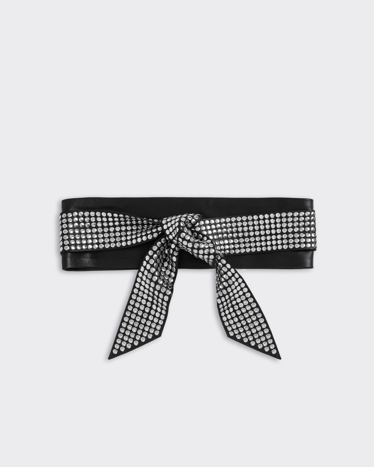 이로 벨트 IRO LOOFILY BELT,BLACK