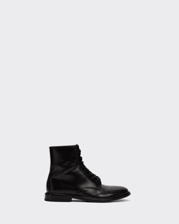IRO BERLINE BOOTS,BLACK