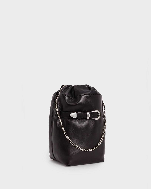 IRO BELTY BAG,BLACK