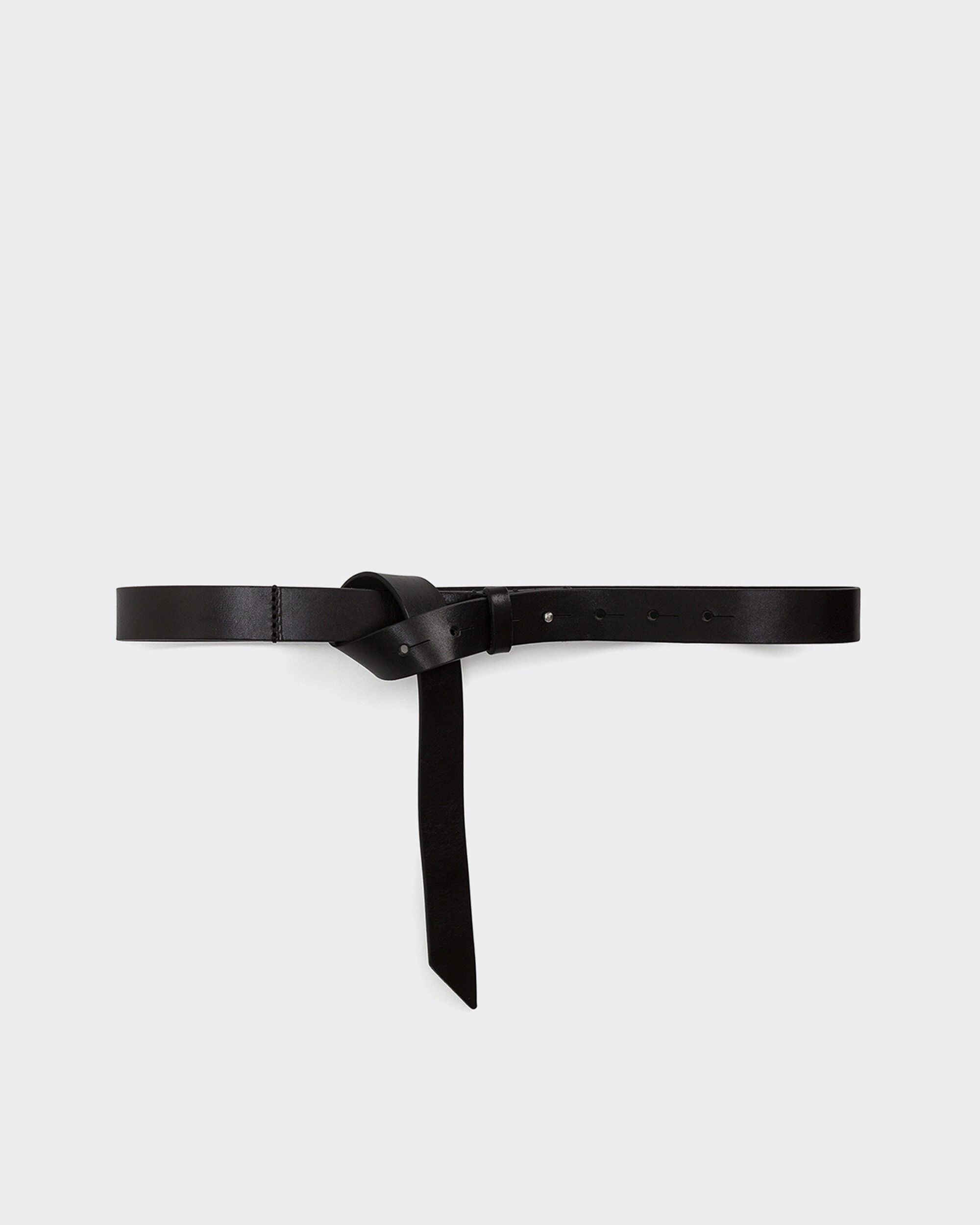 IRO COELO BELT,BLACK