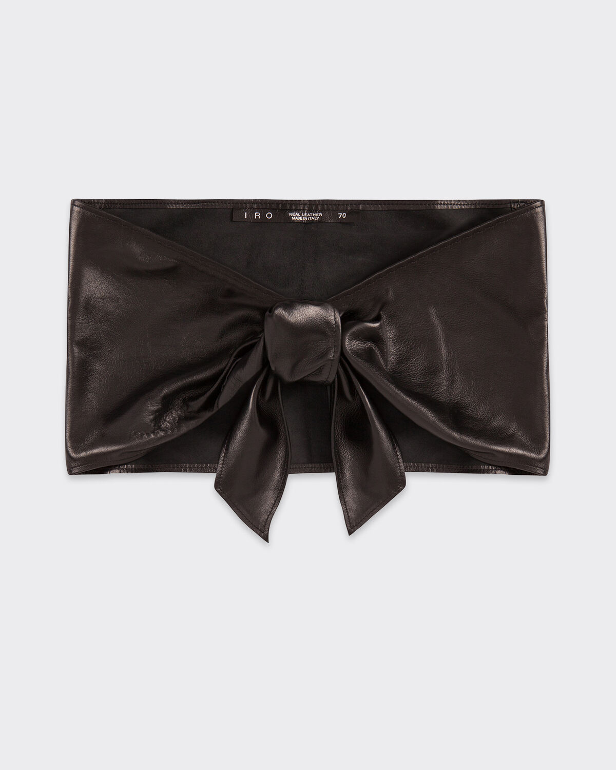이로 벨트 IRO DORLA BELT,BLACK