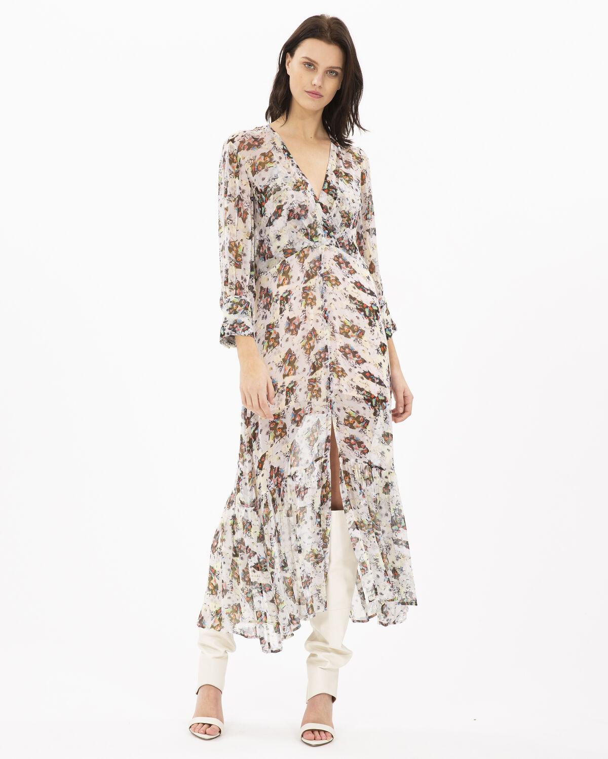 IRO 원피스 WILLOW DRESS,YELLOW