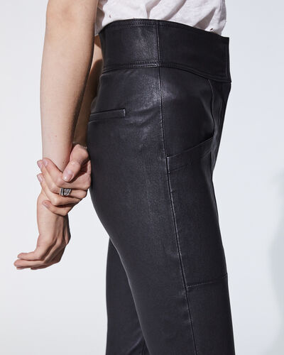 IRO - CABIO TROUSERS BLACK