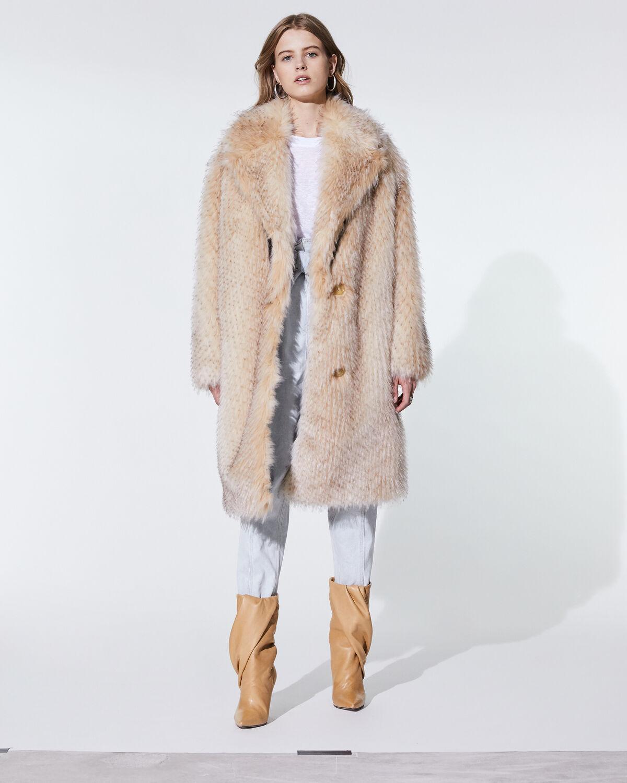 Gallega Coat Beige by IRO Paris
