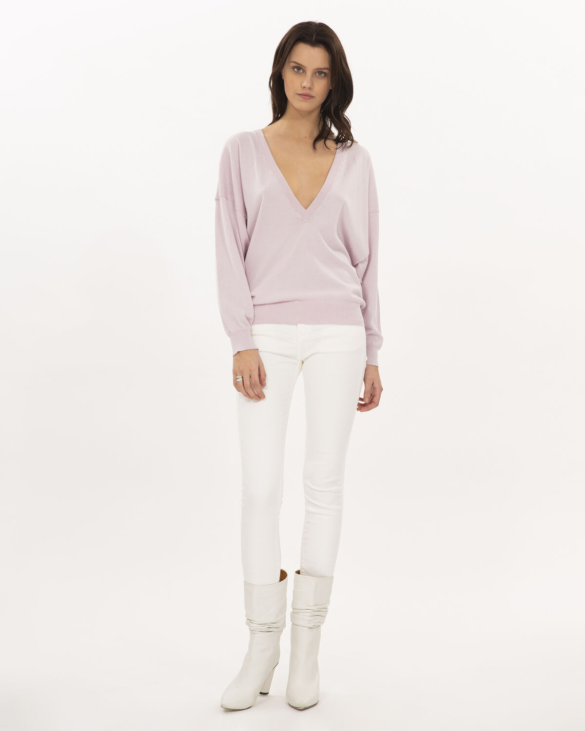 Remote Sweater Light Lavender by IRO Paris