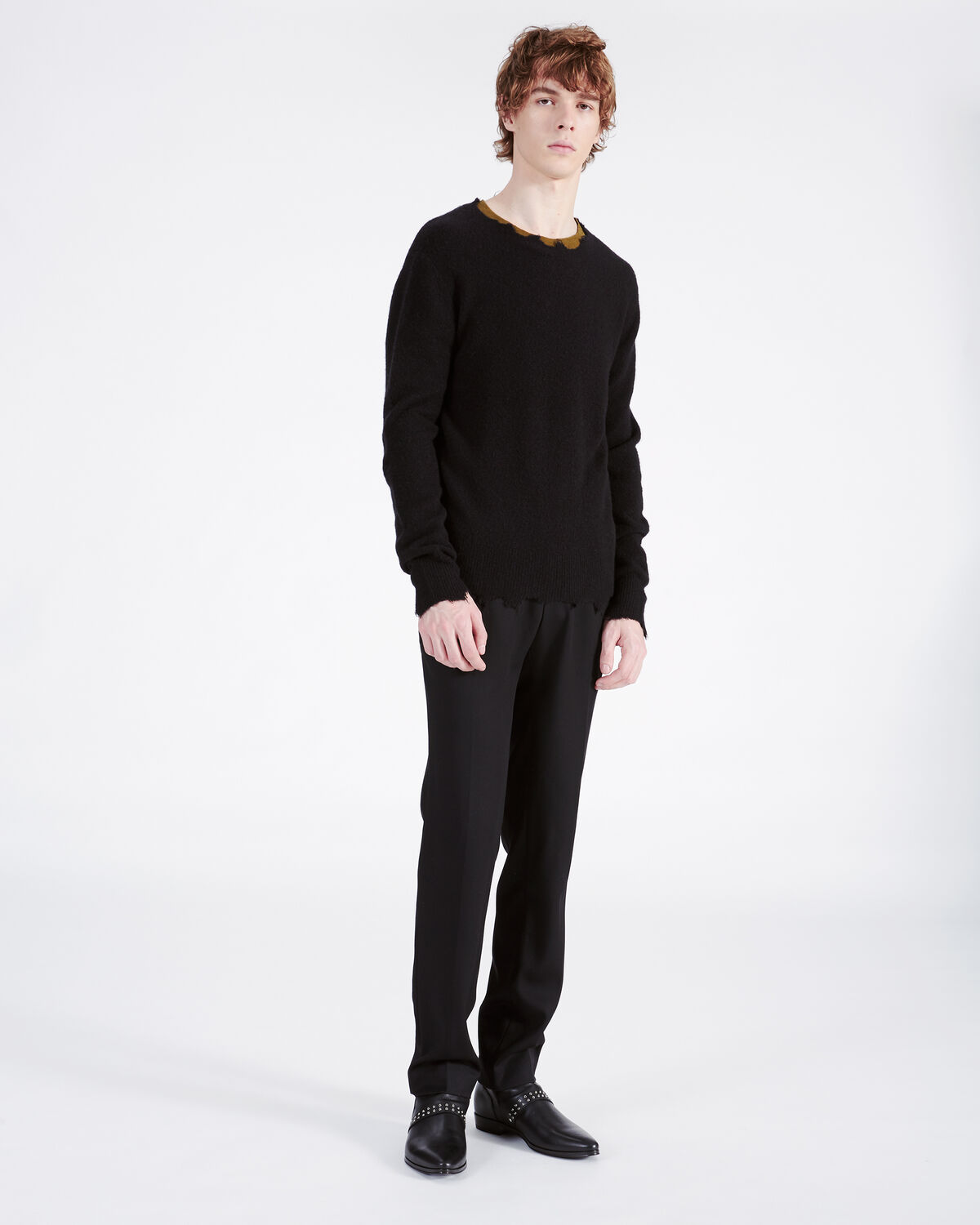 IRO - LENNON SWEATER BLACK