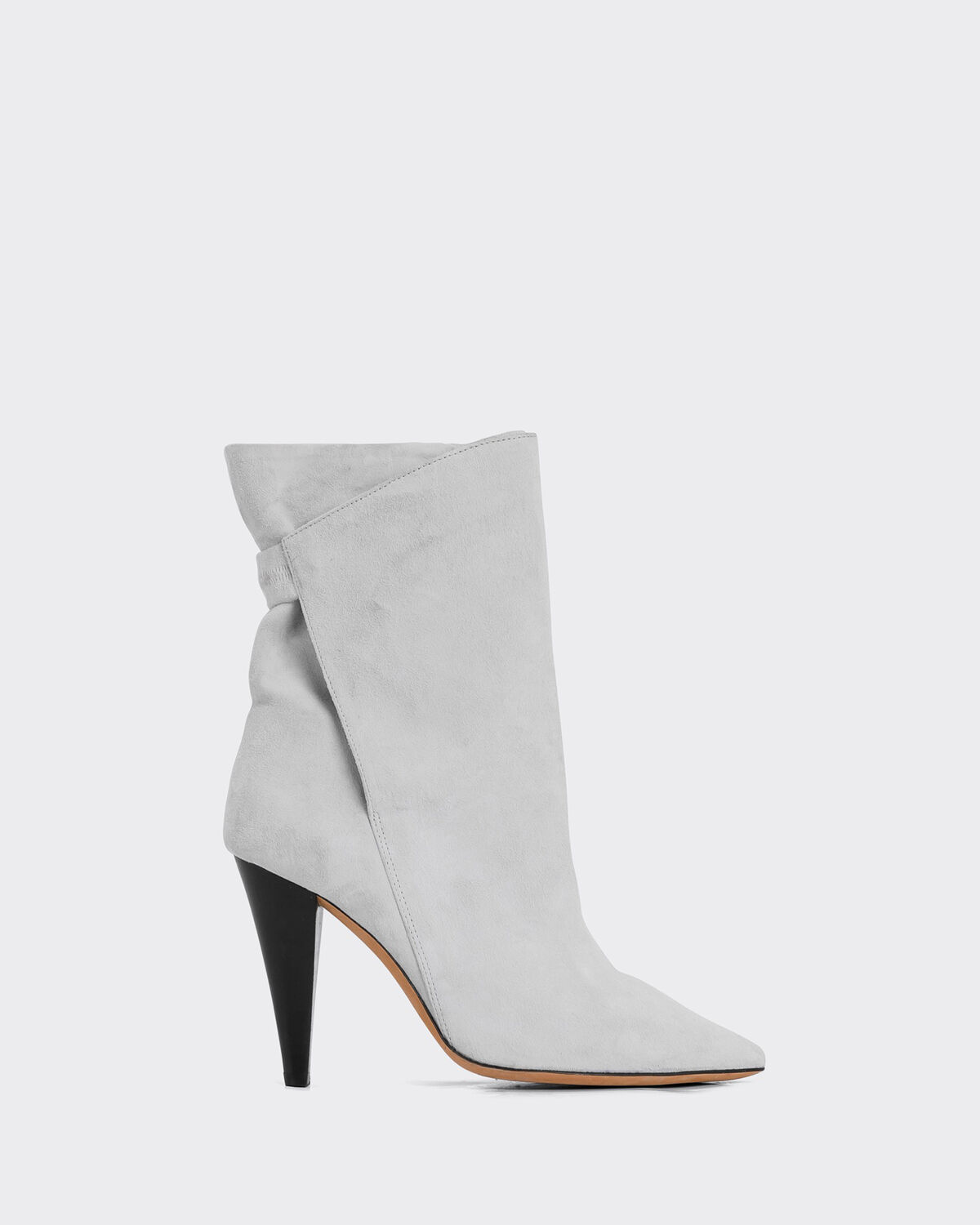 IRO - BOOTS MARSA LIGHT GREY
