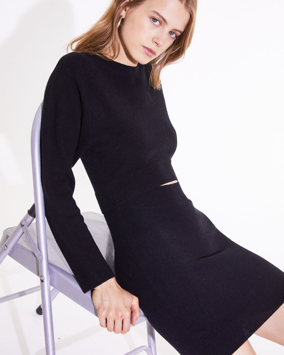IRO - DEVLIN DRESS BLACK