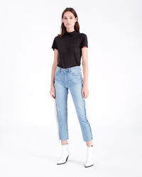 IRO - MOVEMENT JEANS DENIM BLUE