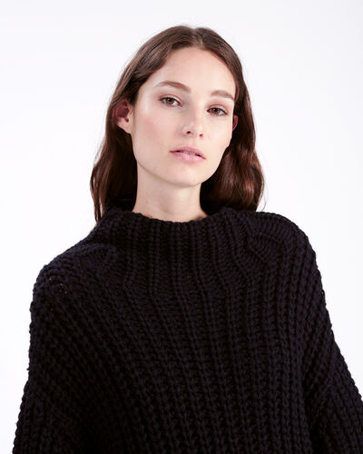 IRO - ALLADIN SWEATER BLACK