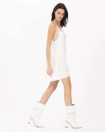 IRO - BERWINIA DRESS ECRU