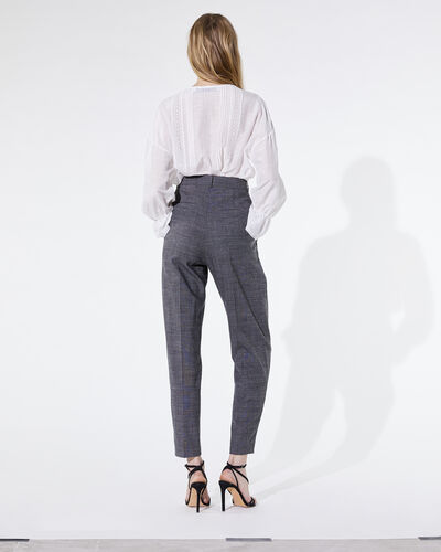 IRO - ORLEA TROUSERS GREY