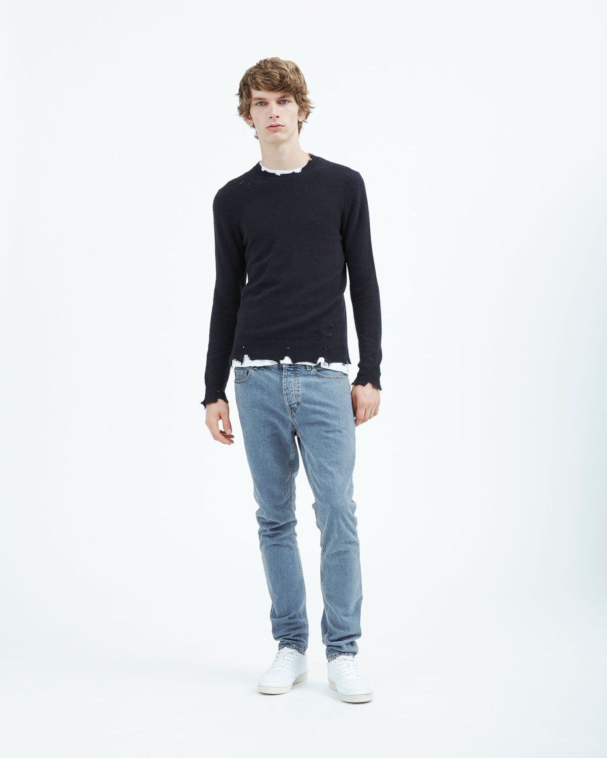 IRO - GAVRIL SWEATER BLACK