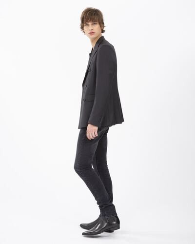 IRO - TUMBLE JACKET BLACK