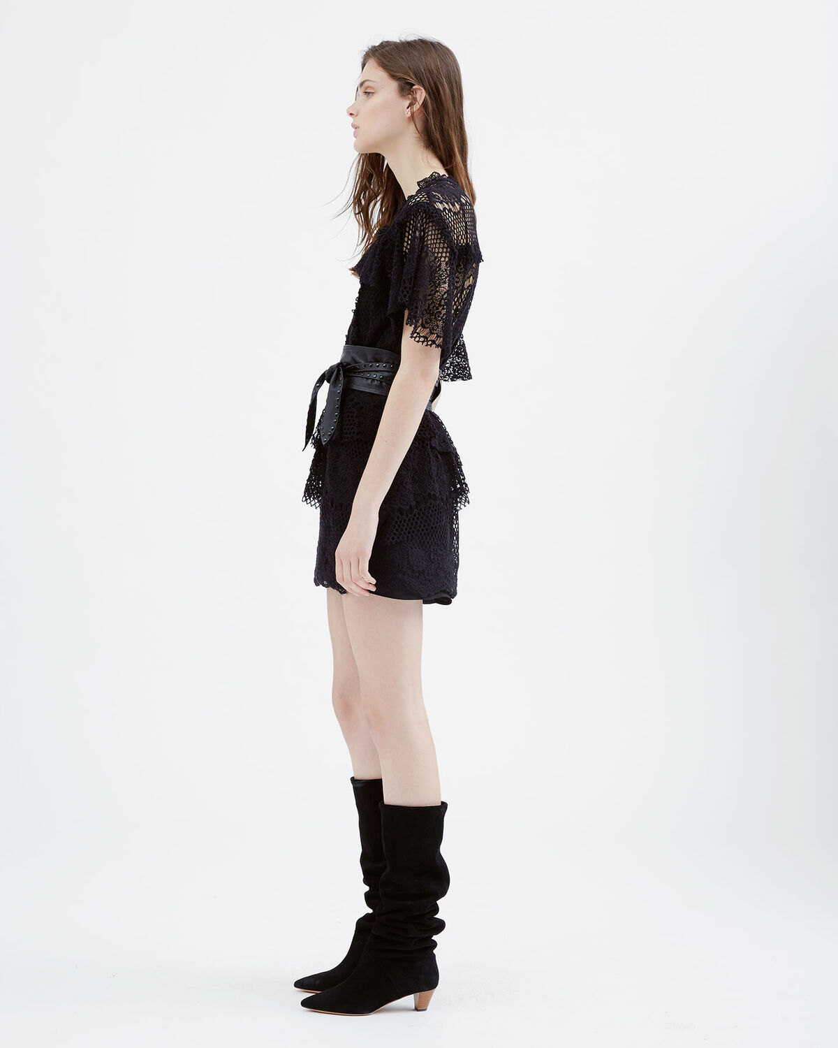 IRO - PENNY DRESS BLACK