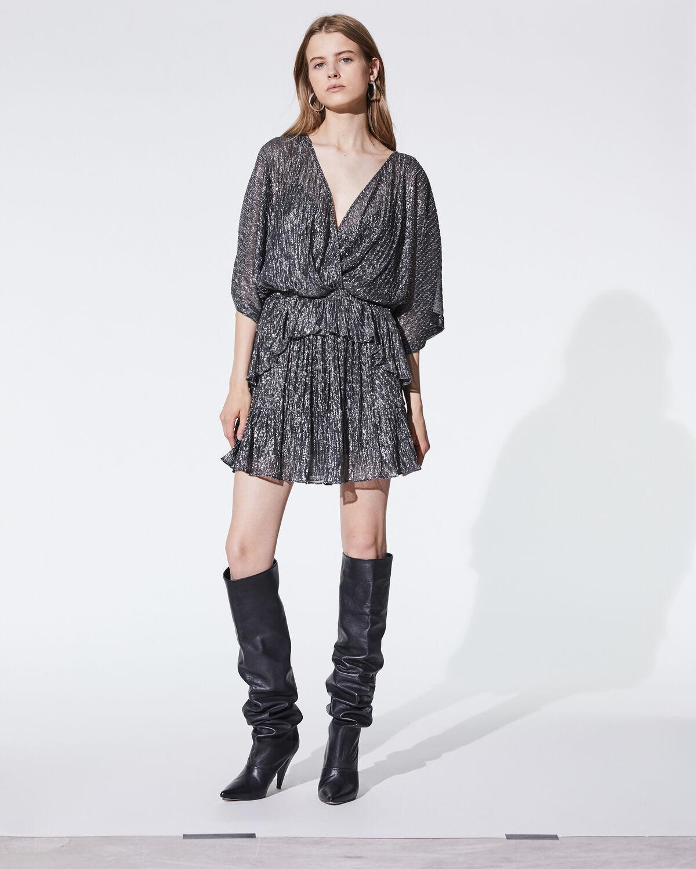 Spina Dress Silver by IRO Paris