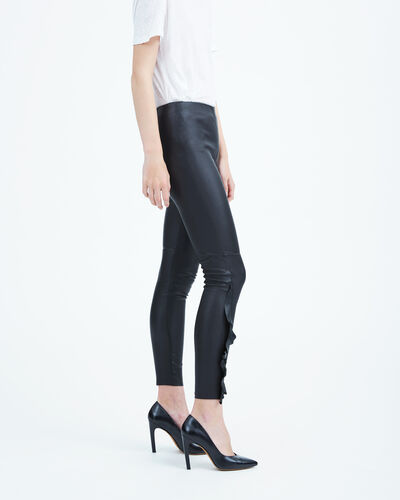 IRO - PANTALON CARDASH BLACK