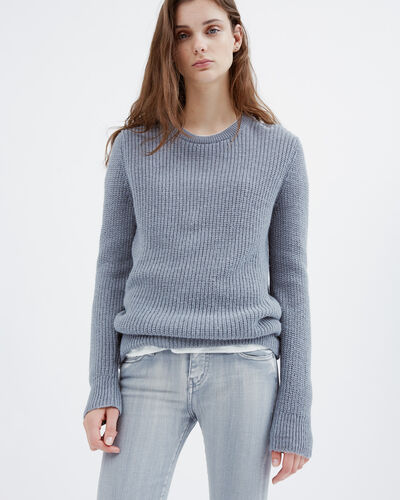 IRO - SAPPO SWEATER LIGHT GREY