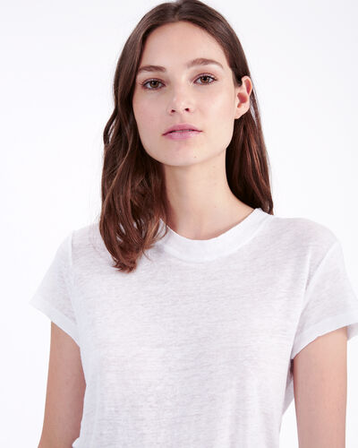 IRO - THIRD T-SHIRT WHITE