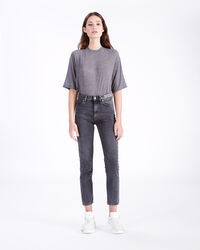 IRO - LOST T-SHIRT SMOKE GREY