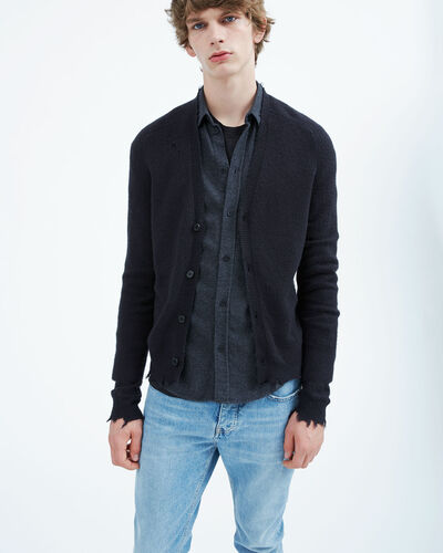 IRO - GUERITO JACKET BLACK