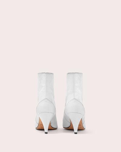 IRO - COTOPA BOOTS WHITE