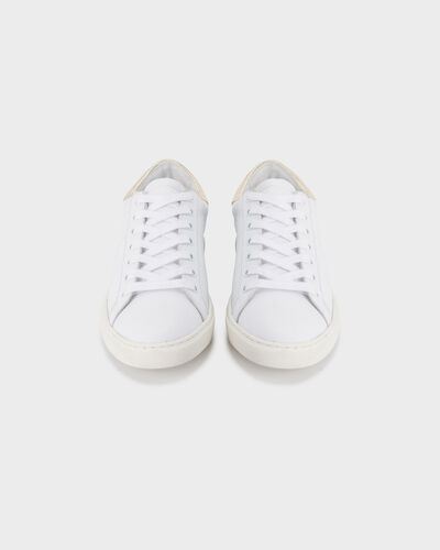 IRO - BASKETS BASIC WHITE/GOLD