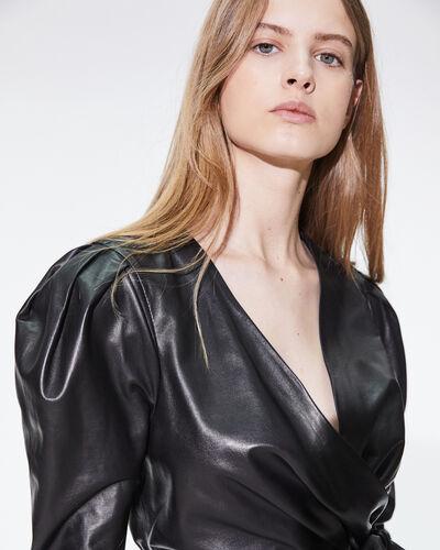 IRO - MORANE DRESS BLACK