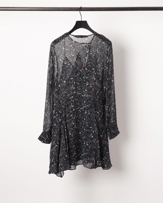 IRO - HONESS DRESS BLACK
