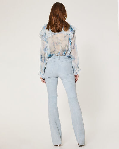 IRO - PANTALON VEHLA LIGHT BLUE
