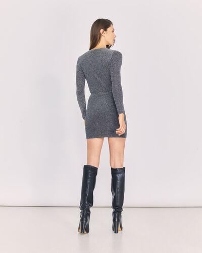 IRO - NOIZE DRESS BLACK