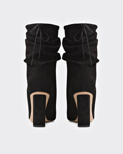 IRO - BOTTINES SOCKY BLACK