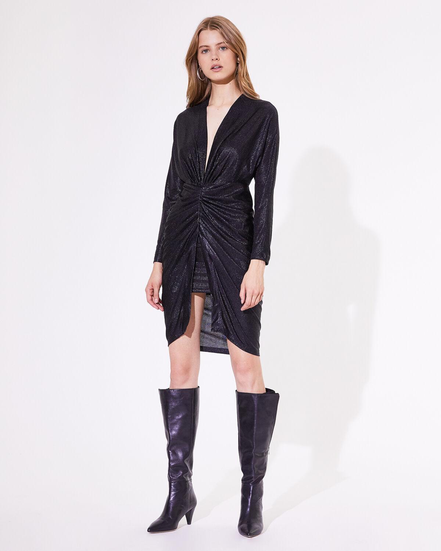 Cilty Dress Black by IRO Paris