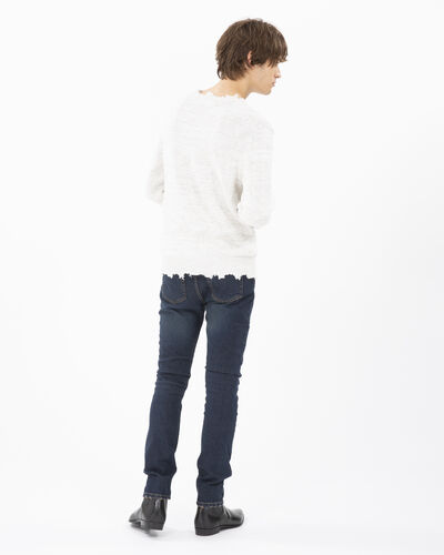 IRO - APPOSITE SWEATER OFF WHITE