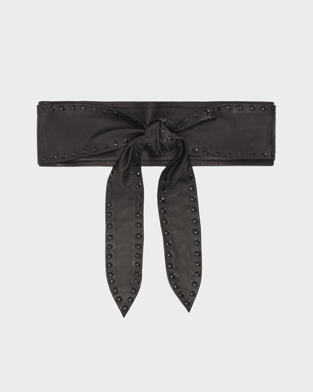 IRO - BELIZARY BELT BLACK/BLACK