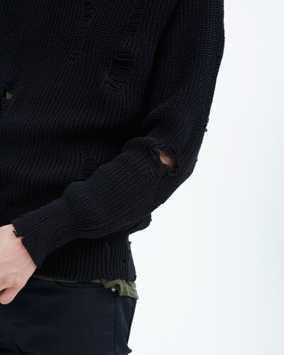 IRO - ZAK SWEATER BLACK