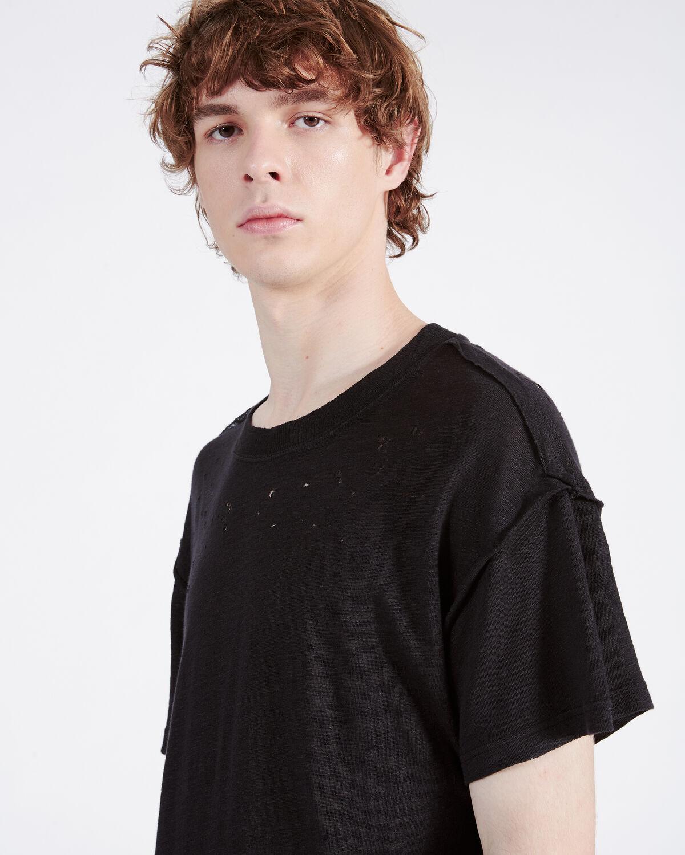 IRO - JASPER T-SHIRT BLACK