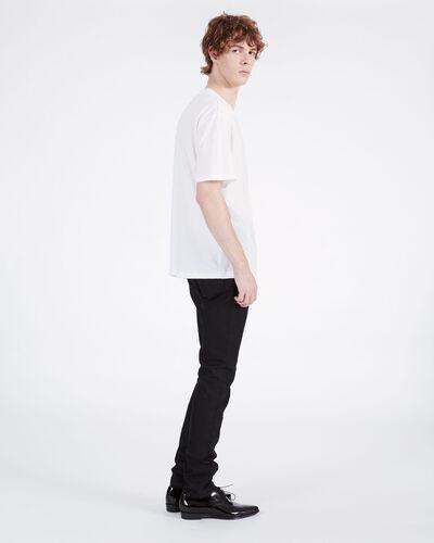 IRO - LAUHAN T-SHIRT NEAR WHITE