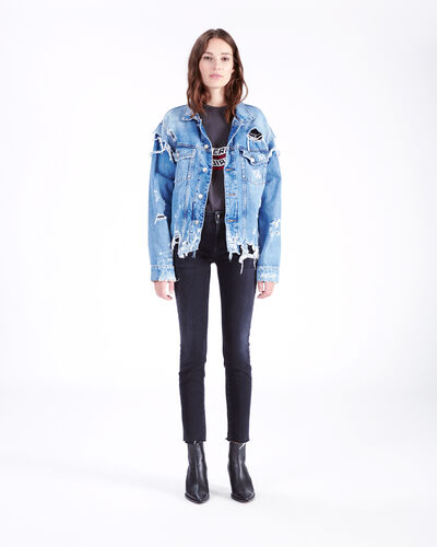 IRO - ORIGINAL JACKET DENIM BLUE