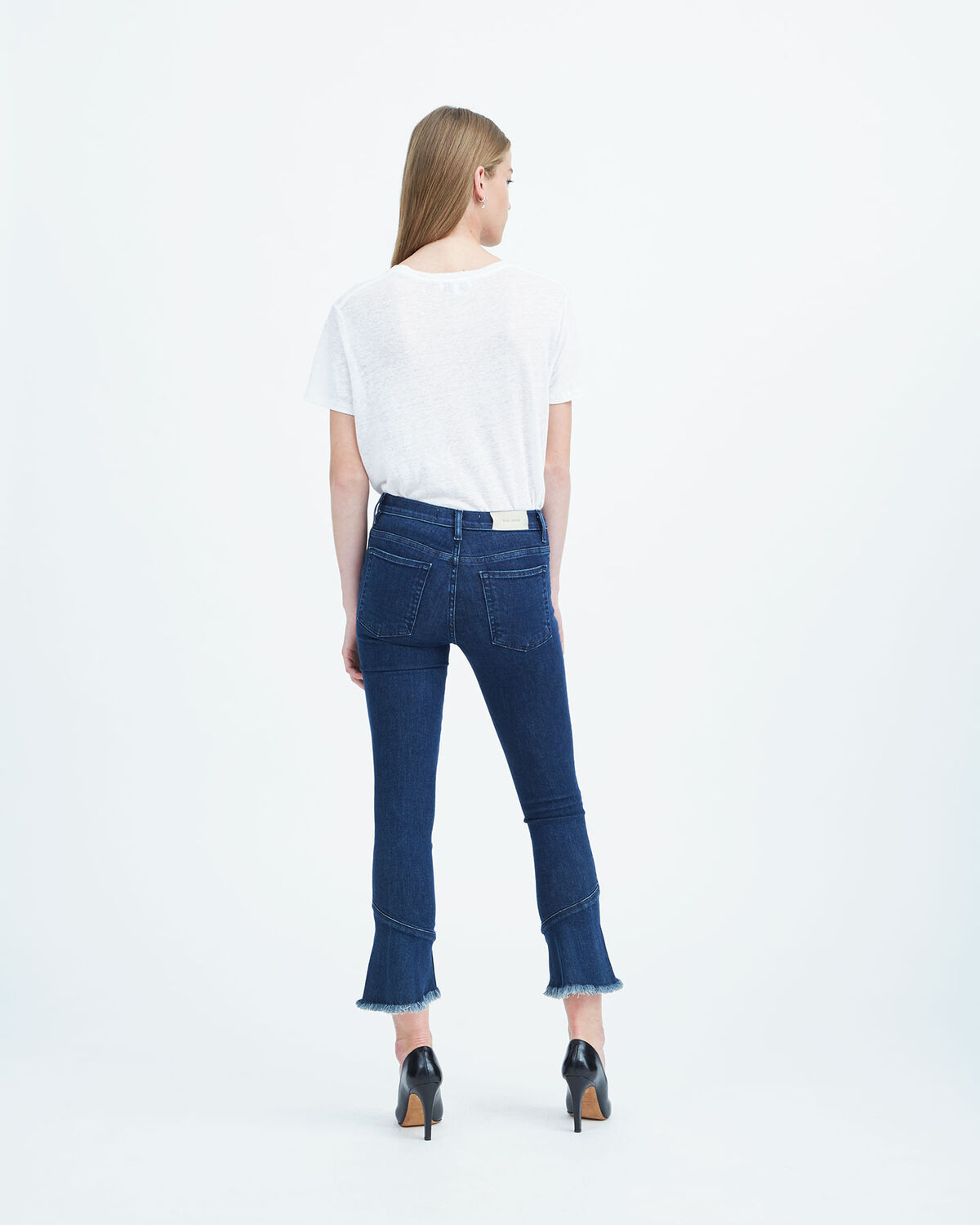 IRO - JEAN BERRY.US BLUE DENIM