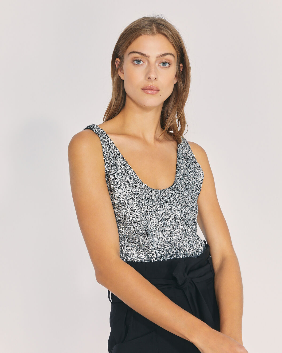 IRO - SPOOL TOP GREY