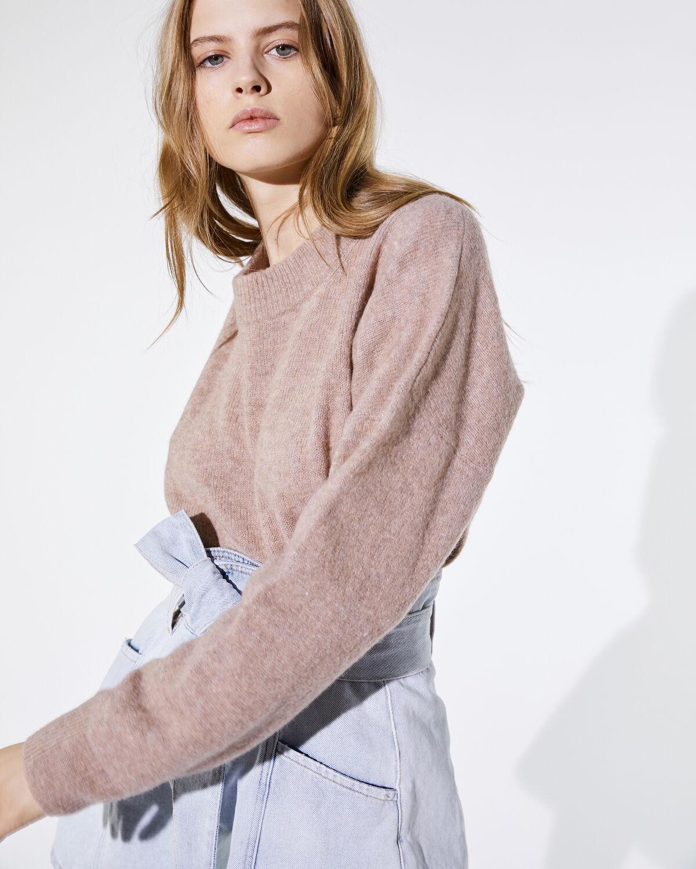 Almy Sweater Light Brown by IRO Paris