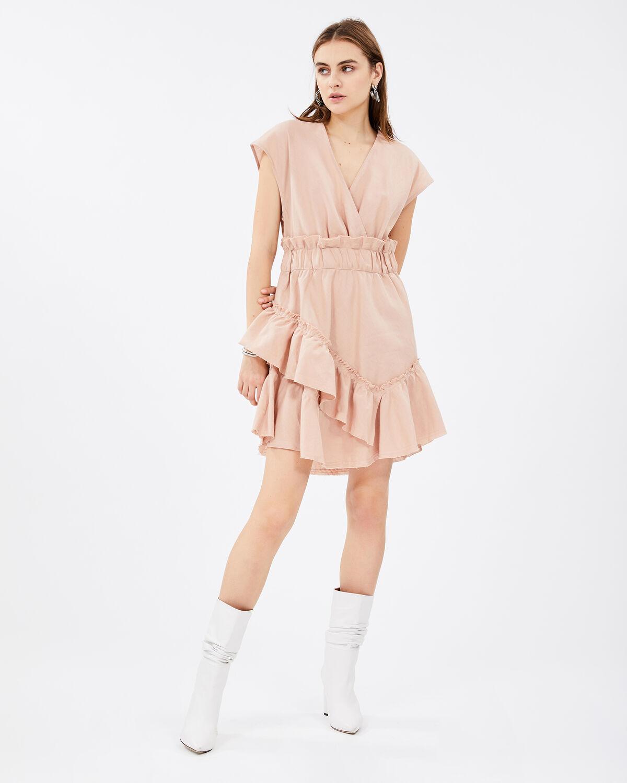 Billow Dress Nude by IRO Paris