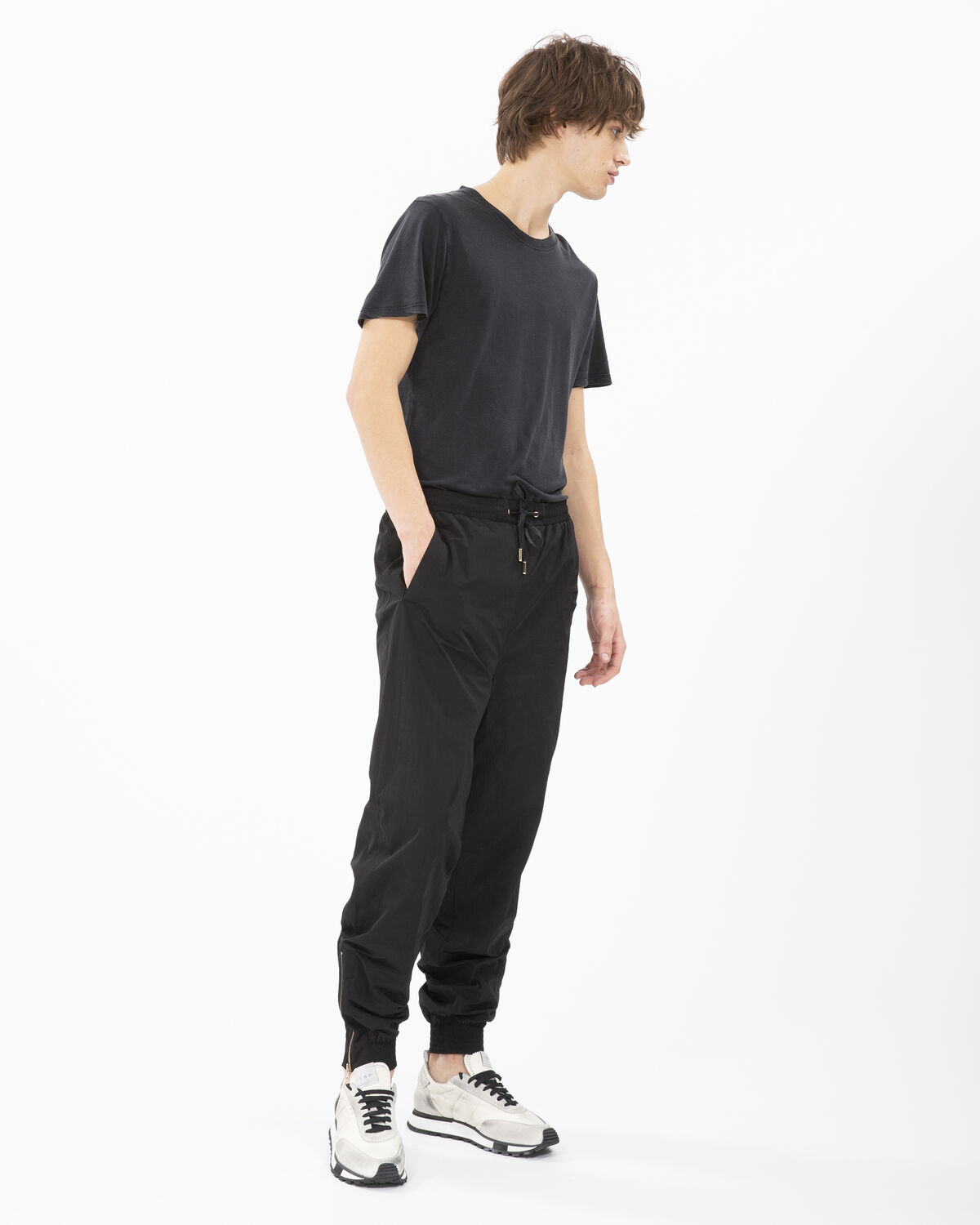 IRO - PACLIZ T-SHIRT USED BLACK