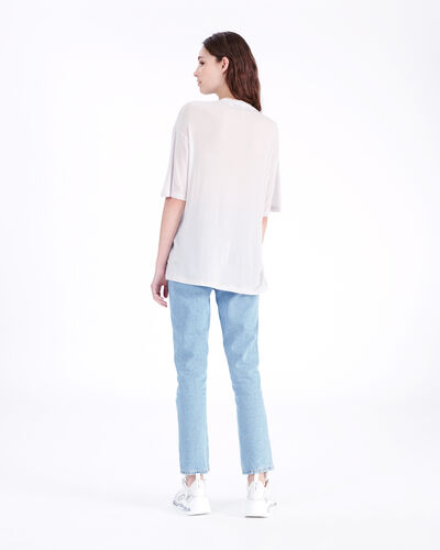IRO - LOST T-SHIRT CHALK