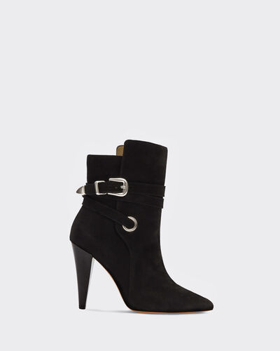 IRO - BOTTINES GRANDOS BLACK