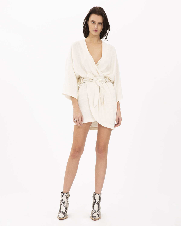 Lilya Dress Natural by IRO Paris