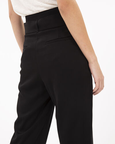 IRO - DESIRING PANTS BLACK