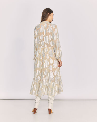 IRO - KATTE DRESS BEIGE