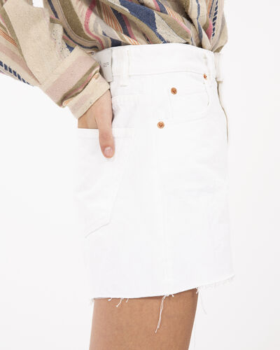 IRO - HAZEL SHORTS WHITE